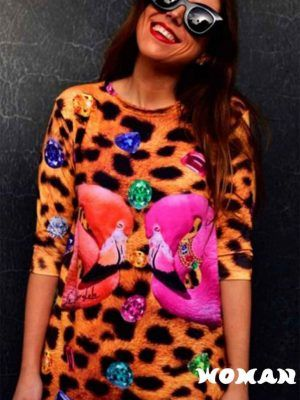 Camiseta LA PANTERA LOLA Flamencos