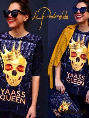 Camiseta LA PANTERA LOLA Yaas Queen