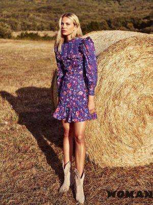 Bloom Dress Fetiche Suances